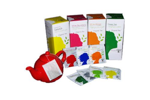 Čaje - Original First Tea