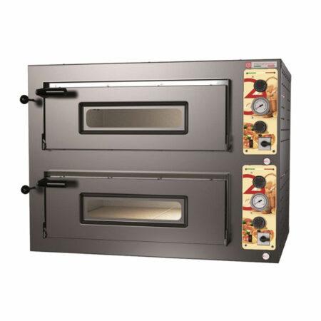 Elektrická pizza pec s párou