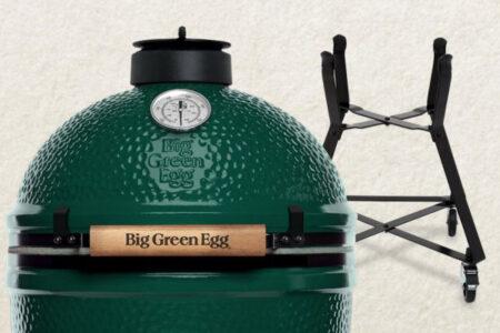 BIG GREEN EGG kamado grill
